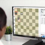 बुद्धिबळचा पट आता ऑनलाईन !