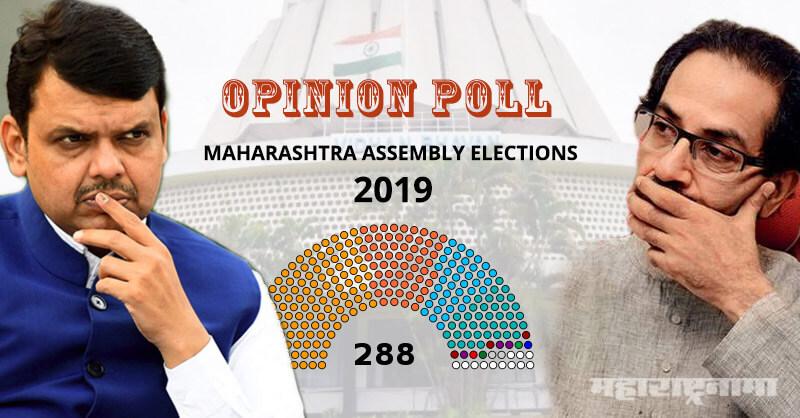 Opinion Poll, Exit Poll, BJP, Shivsena