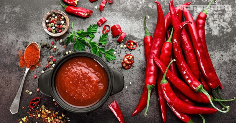 Over spicy, food eating, beneficial, health article