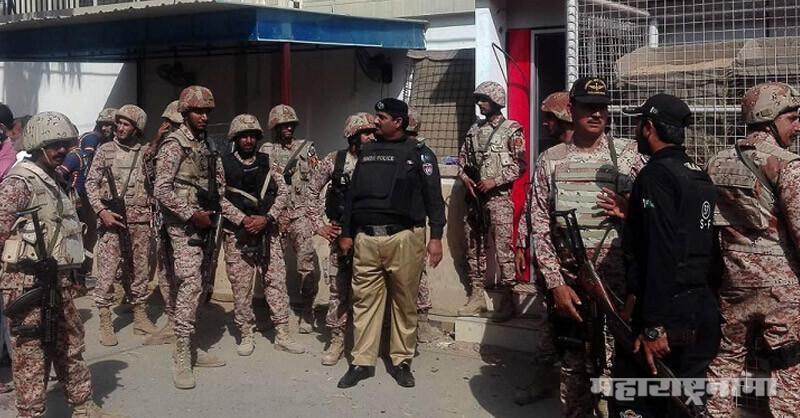 Terrorists attacked, Karachi Stock Exchange, Pakistan