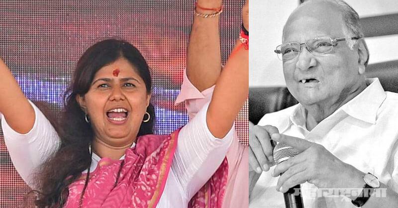 NCP, Shivsena, Congress, BJP, Beed, Pankaja Munde
