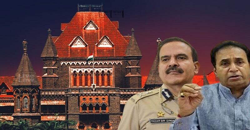 Mumbai police, Parambir Singh, Mumbai high court, Anil Deshmukh