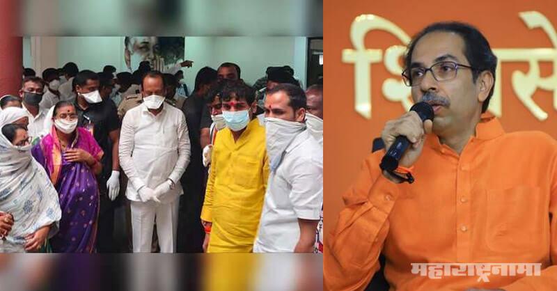 Five corporator, Ahmednagar, Joined NCP, Shiv Sena