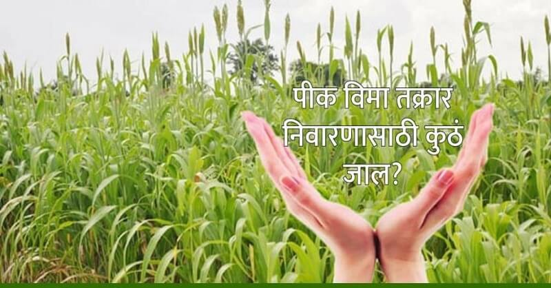 How to do complaint about crop insurance