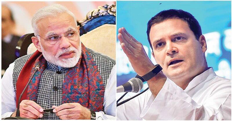 Congress leader Rahul Gandhi, Modi govt, lockdown