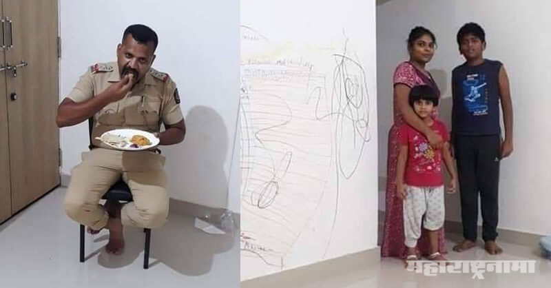 Corona Crisis, Maharashtra Police, Mumbai Police, Covid 19