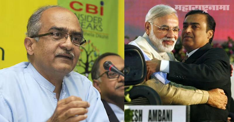 Senior lawyer Prashant Bhushan, Modi Government, new farm laws