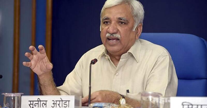 Chief Election Commission of India, Sunil Arora, EVM, EVM VVPAT, EVM Hacking