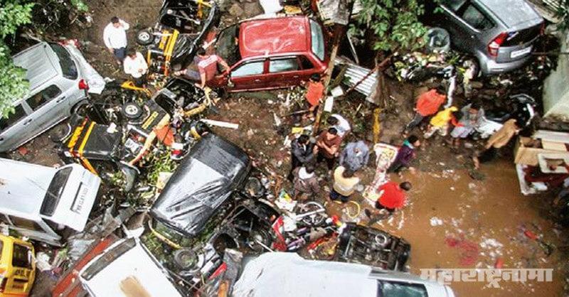 Pune Rain, Pune Heavy Rain, Peoples Dead, Pune Flood