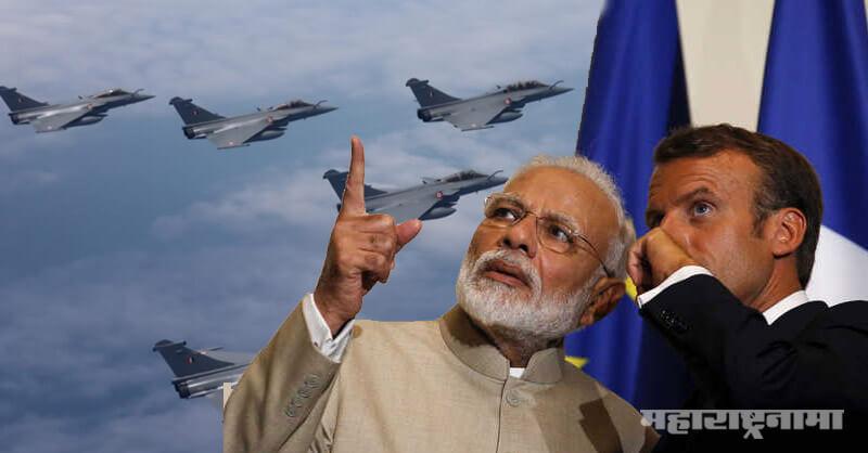 French Rafale jet fighters, French media, report scam, Modi Govt