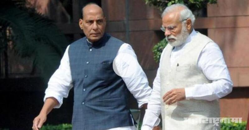 India China, Galwan Clash, Rajnath Singh, Marathi News ABP Maza