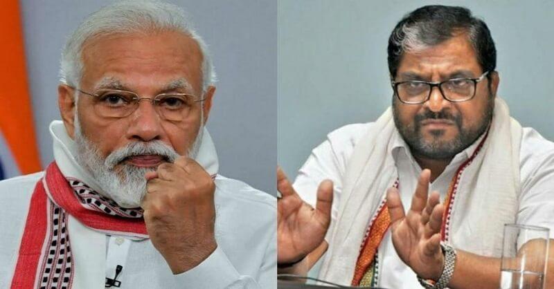 Former MP Raju Shetti