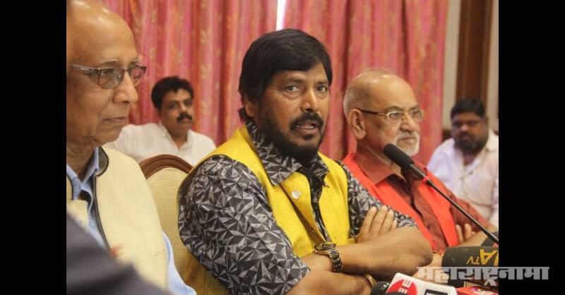 Union Minister Ramdas Athavle, Build Buddha Vihar, Ayodhya