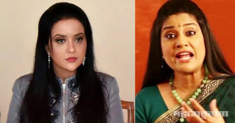 Sushant Singh Rajput Case, Renuka Shahane, Amruta Fadnavis, Mumbai Tweet