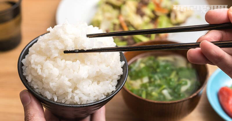 Eating rice, Good or bad, Weight loss, health article