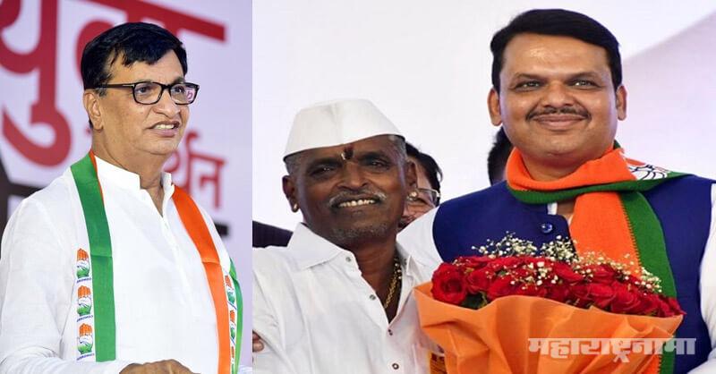 Indurikar Maharaj, MLA Balasaheb Thorat, BJP Maharashtra, Mahajanadesh Yatra