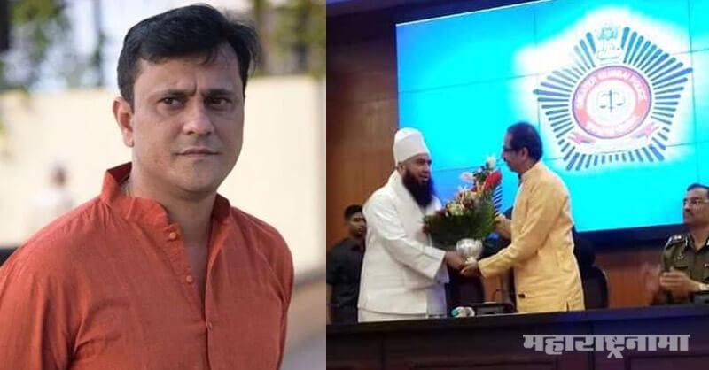 MNS Leader Sandeep Deshpande, HIndutva