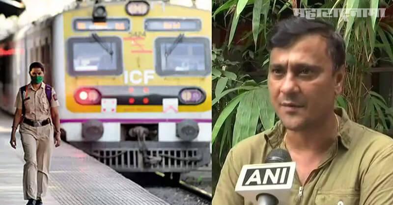 Sandeep Deshpande, MNS party, Lockdown, Marathi News ABP Maza