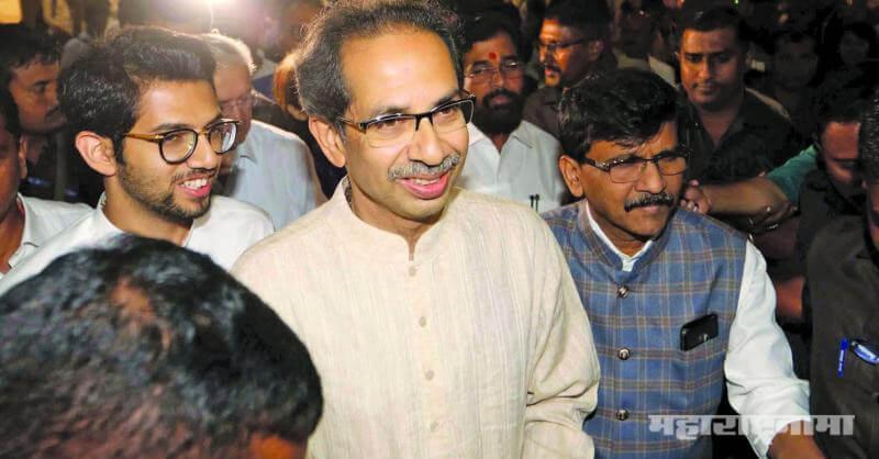 Vasant Gite, Sunil Bagul, Shivsena