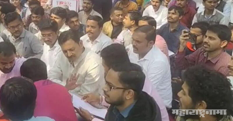 MP Chhatrapati Sambhaji Raje, Sarthi in Pune