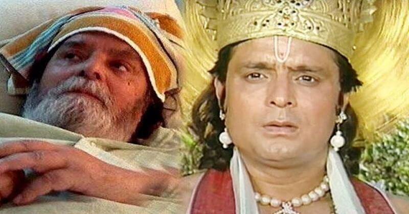 Mahabharat, actor Satish Kaul