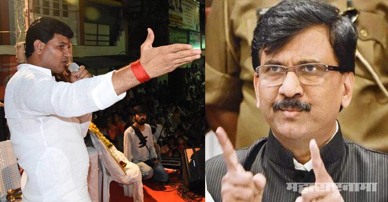 Shivsena, Uddhav Thackeray, MLA Ravi Rana, MP Sanjay Raut