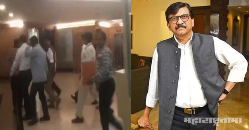 MP Sanjay Raut, Social Media, Shivsena, BJP Supporters