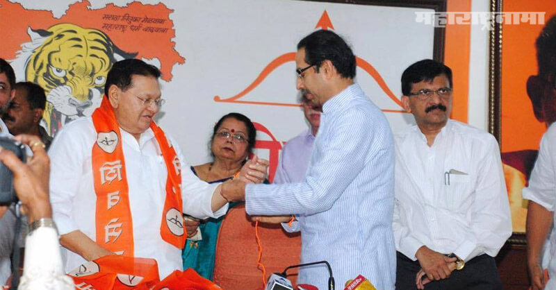 Shivsena, BMC Election, Gujarati Vote bank, Hemrajbhai Shah