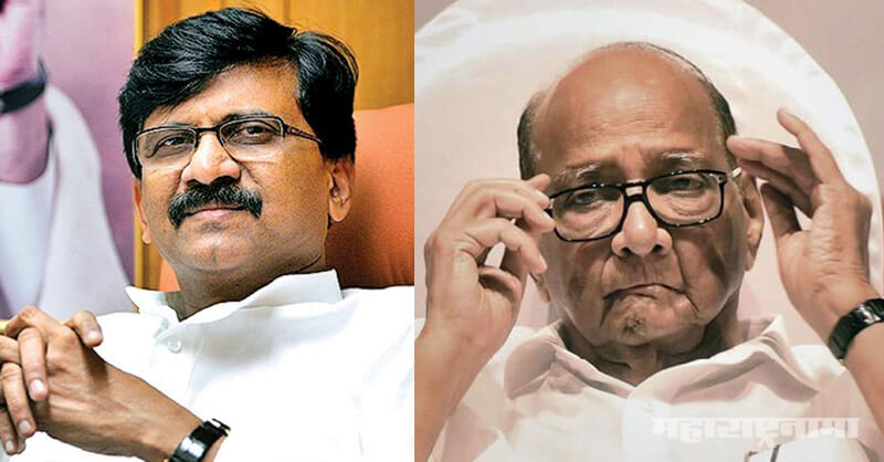 Shivsena MP Sanjay Raut, ED Notice, Sharad Pawar, ED Enquiry, enforcement directorate