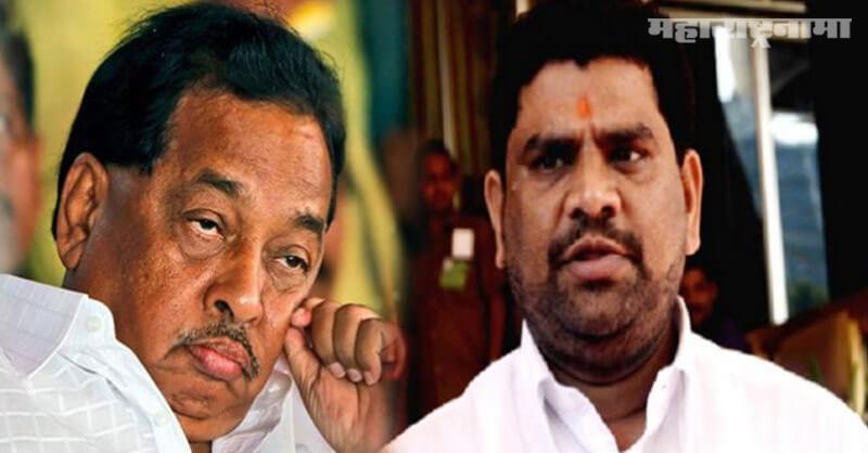 Shivsena MLA Vaibhav Naik, BJP MP Narayan Rane, ED inquiry