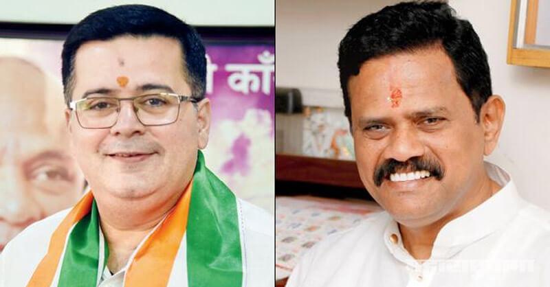 Rajan Vichare, Anand Paranjpe, Loksabha Election 2019