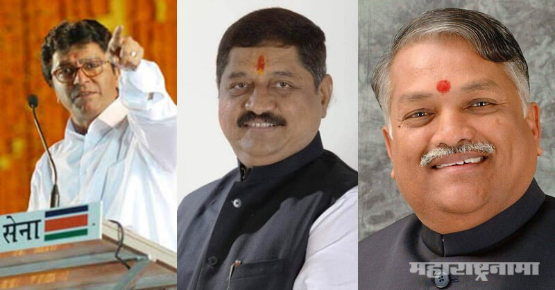 Raj Thackeray, MNS, Suhas Dashrathe, HIndutva