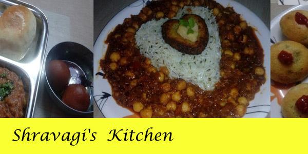 Shravagi's Kitchen recipe maharashtranama