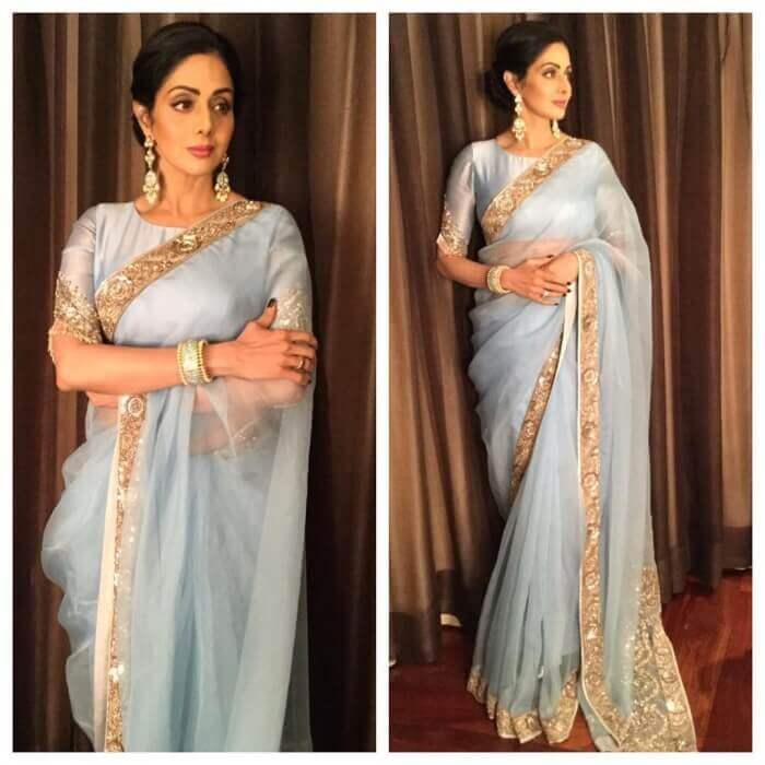 shree-devi-saree-look