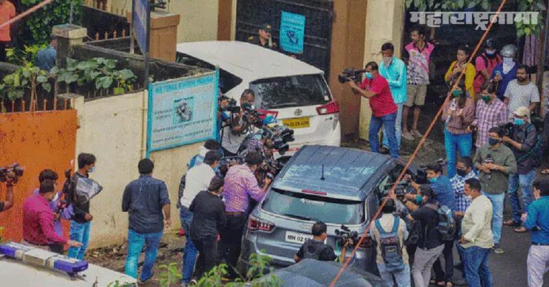 Sushant Singh Rajput, Death Case, Samuel Miranda, Narcotics Control Bureau, Marathi News ABP Maza