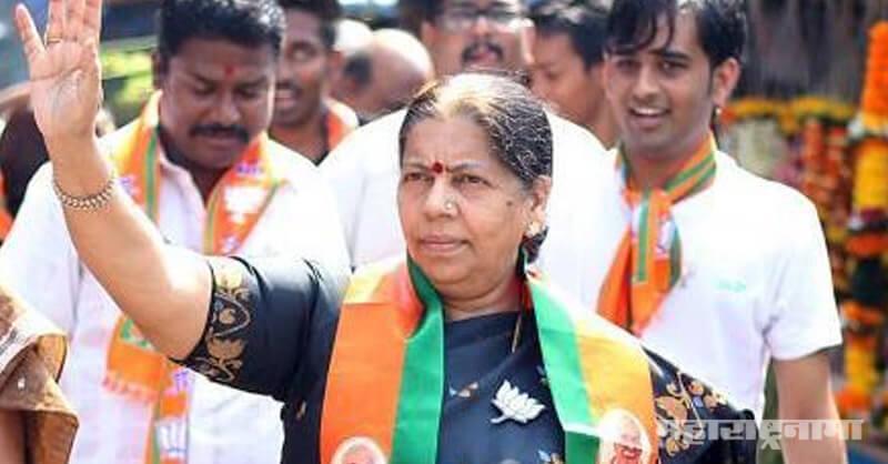 NCP, Shivsena, BJP, Manda Mhatre