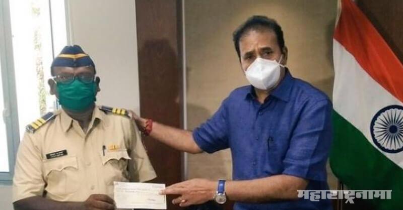 Corona Crisis, Covid 19, Mumbai Police