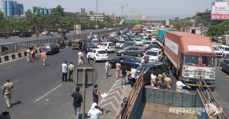 Corona Crisis, Mumbai