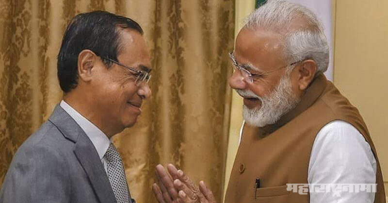 Former Chief Justice, Rajya Sabha MP Ranjan Gogoi, Indian Judiciary