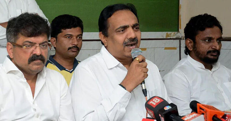 Minister Jayant Patil