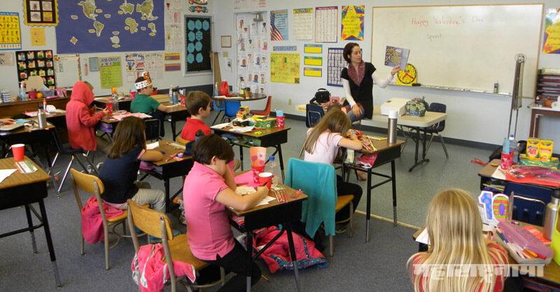America, Corona Virus, Schools Reopen, Children Tested Positive