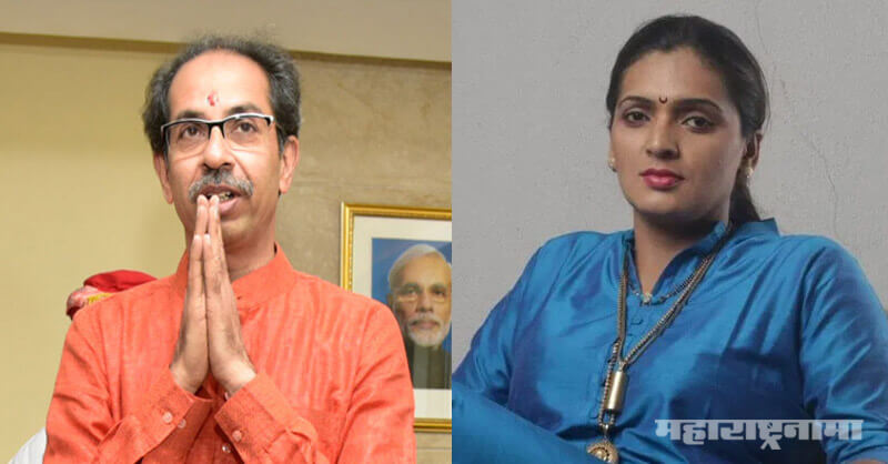 Covid19, Corona Crisis, MNS Rupali Patil Thombare, Raj Thackeray