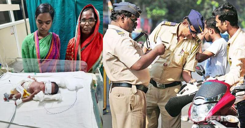 Corona Crisis, Corona Virus, Maharashtra Police