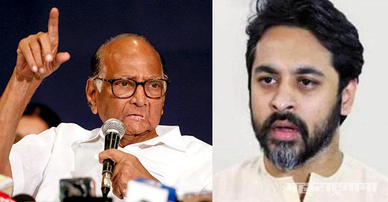 Former MP Nilesh Rane, Sharad Pawar, Ram Mandir