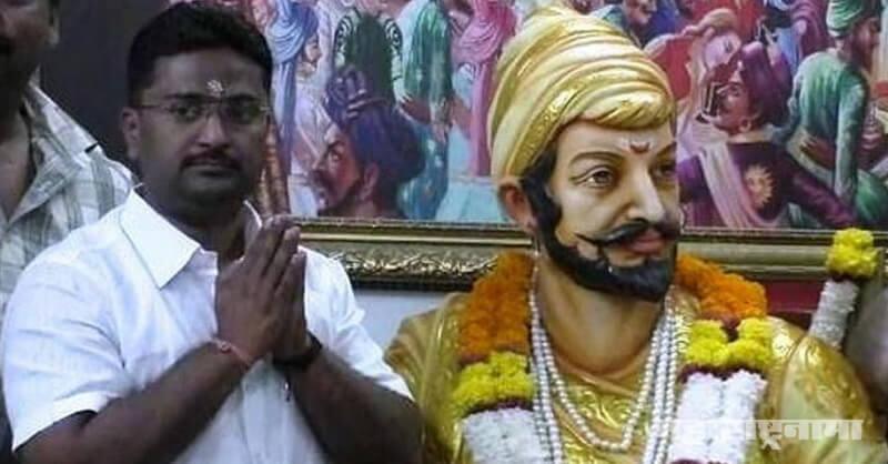 BJP Corporator from Nagar Shripad Chhindams, Mahavikas aghadi government