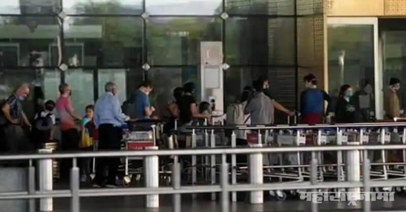 Air India Flight, United Kingdom, New Corona Strain