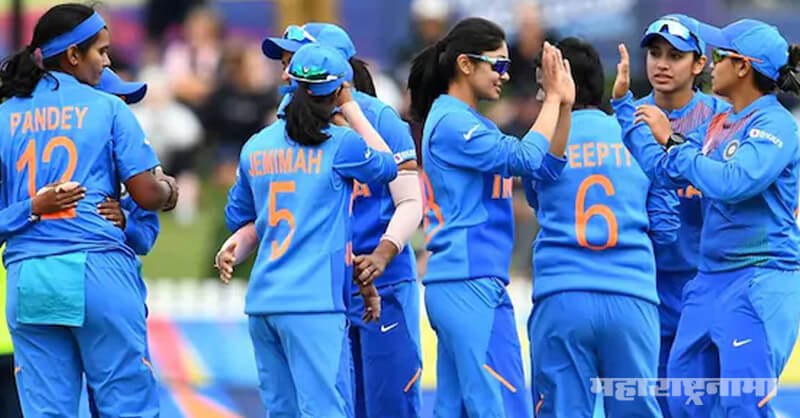 Women's T20 world cup 2020, India Vs England