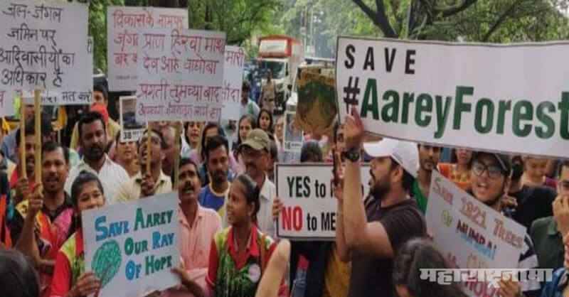 Save aarey, save forest, Supreme court of India