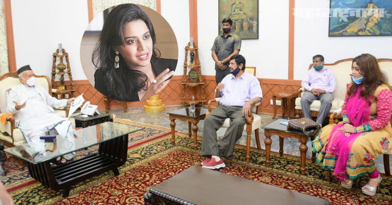 Bollywood actress, Swara Bhasker, Minister Ramdas Athawale, Payal Ghosh