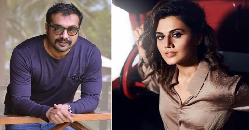 Income Tax Department, Taapsee Pannu, Anurag Kashyap, Saamana Editorial